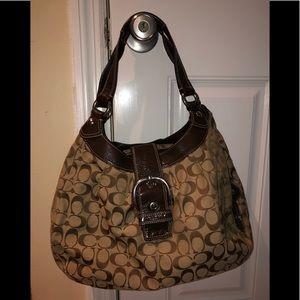 COACH Women's Shoulder Bag